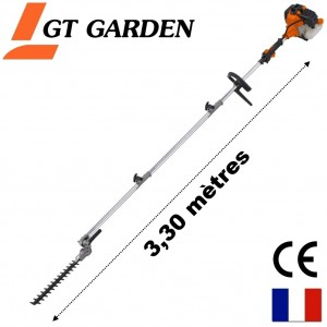 Taille-haie thermique GT Garden
