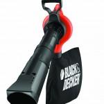 Aspirateur souffleur à feuilles Black & Decker GW2810