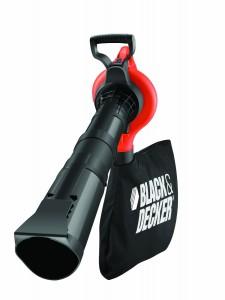 Aspirateur souffleur broyeur Black & Decker