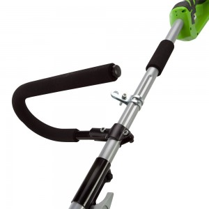 Avantages du coupe-bordure Greenworks Tools 23017