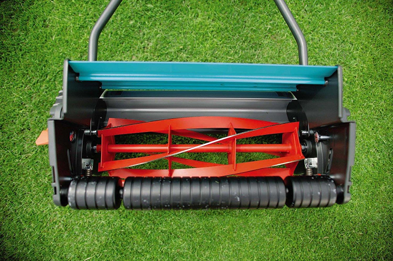 La tondeuse h lico dale gardena 4024 20 380 c d broussaillez - Robot tondeuse grande surface ...