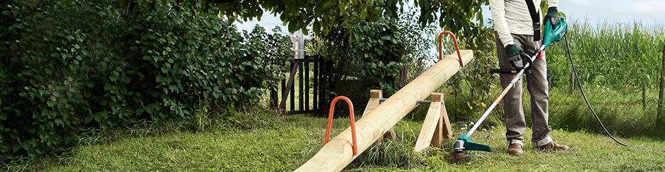 d broussailleuse lectrique bosch afs 23 37 d broussaillez. Black Bedroom Furniture Sets. Home Design Ideas