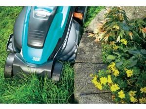 Tondeuse à gazon Gardena PowerMax 32 E utilisation avantages conseils