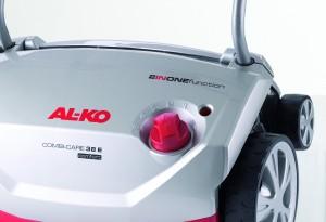 Sélecteur profondeur de travail 5 positions AL-KO Combi Care 38 E Comfort démosseur/aérateur électrique