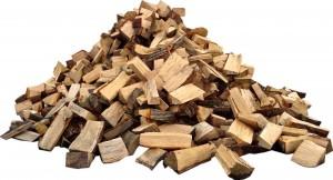 Tronçonneuse électrique pour bois de chauffage