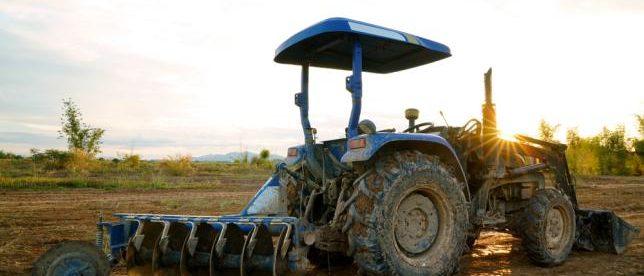 Labour du sol pour l'aménagement d'un verger
