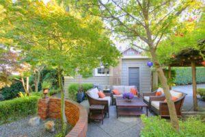 Aménager jardin - espace vert