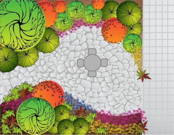 Définir les lignes douces ou courbes et harmoniser les couleurs