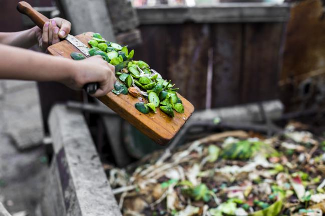 Fabriquer son compost à partir des déchets de cuisine